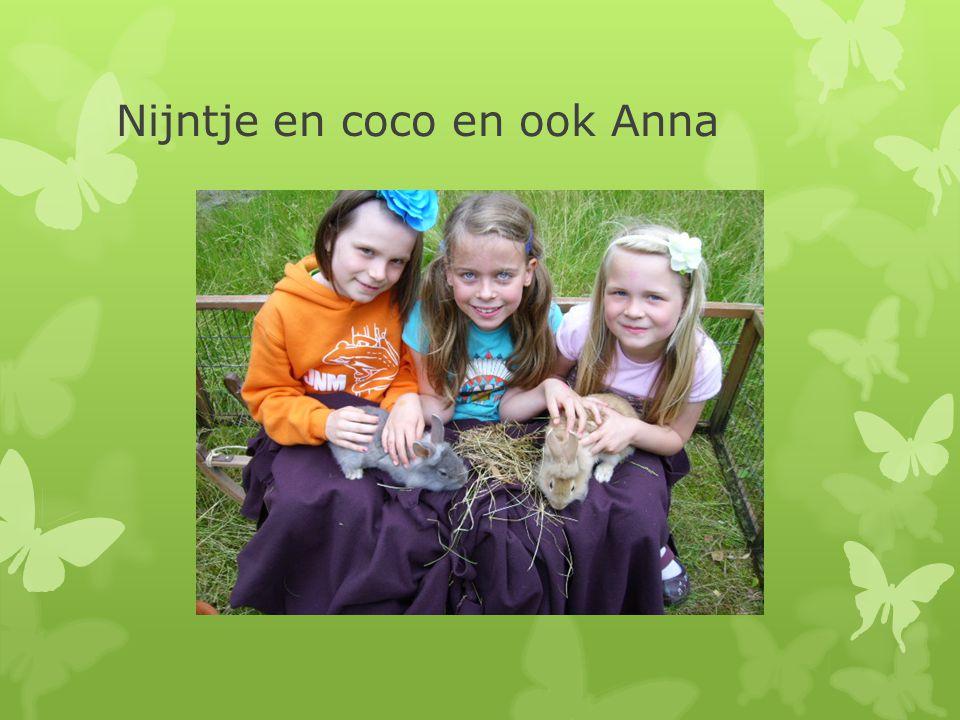 Nijntje en coco en ook Anna