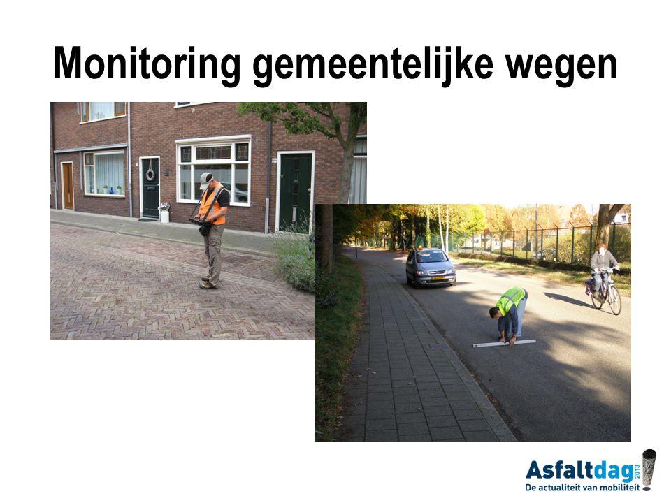 Monitoring gemeentelijke wegen