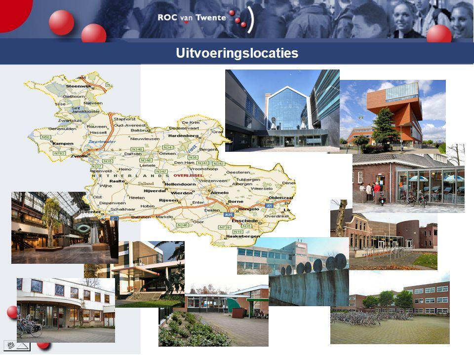 Ruim 2000 medewerkers verzorgen beroepsopleidingen, trainingen en cursussen voor ruim 27.000 studenten en cursisten op 11 locaties in de drie Twentse steden en op vele kleinere onderwijslocaties in heel Twente.