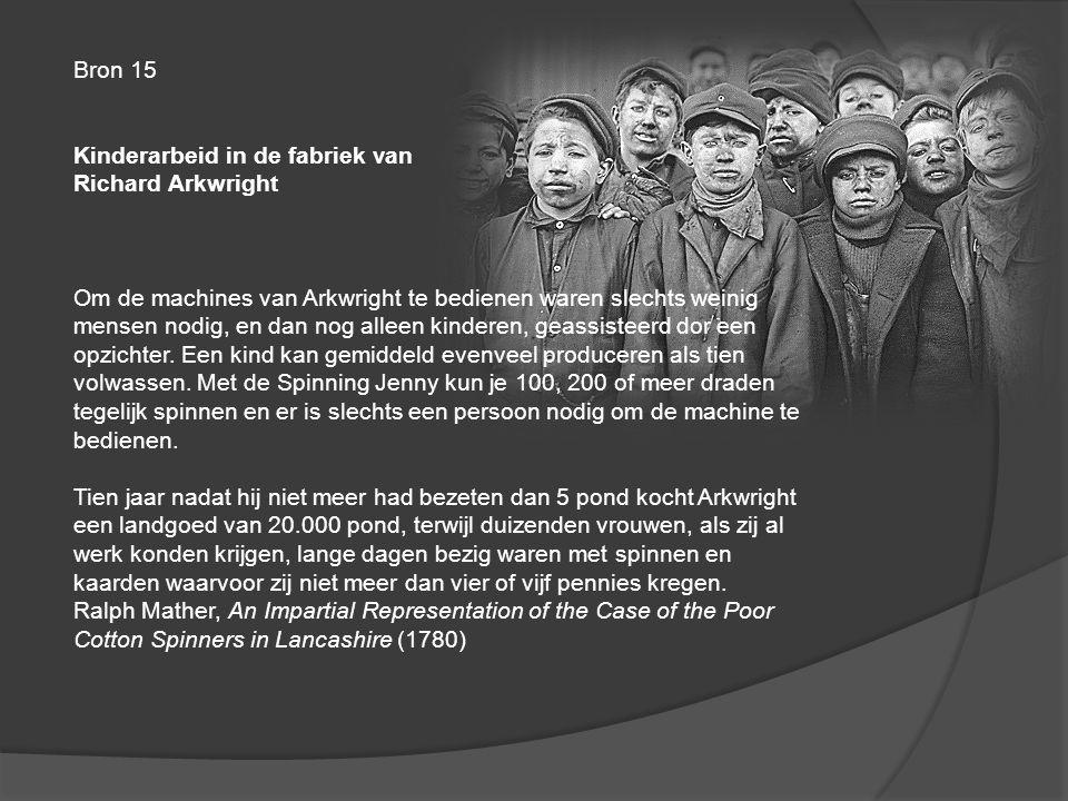 Sociale wetgeving De eerste op de industrie en de mijnen gerichte sociale wetgeving in Engeland kwam tot stand in 1802.