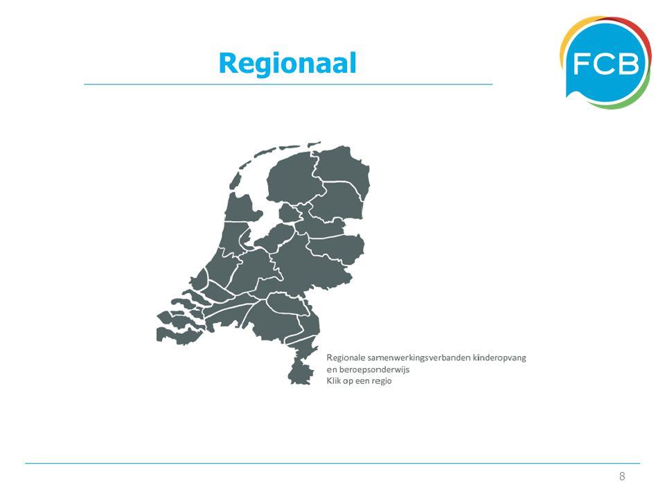 Regionaal 8