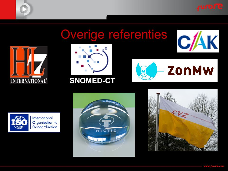 Overige referenties SNOMED-CT