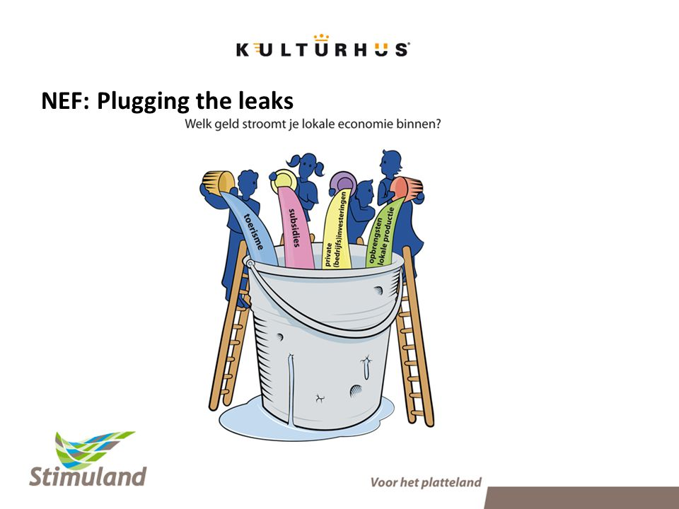 NEF: Plugging the leaks
