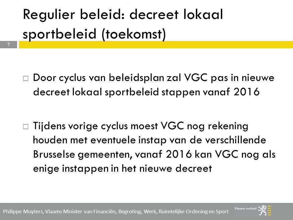 VLAAMSE BEVOEGDHEID WERK IN BRUSSEL 01/07/2013