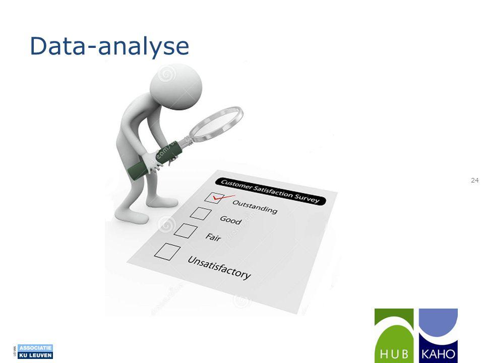 Data-analyse 24