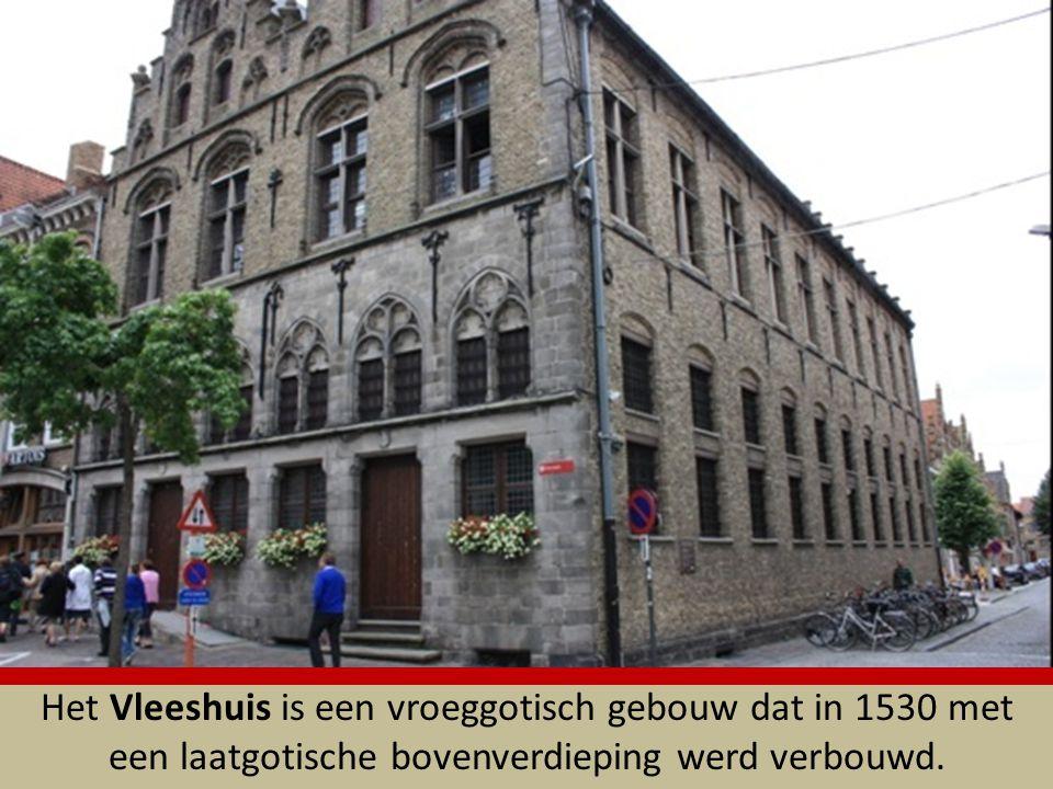 Het Nieuwerck werd in 1619 ter vervanging van een houten gebouw uit 1360 tegen de oostelijke gevel van de Lakenhalle gebouwd. In dit renaissancegebouw