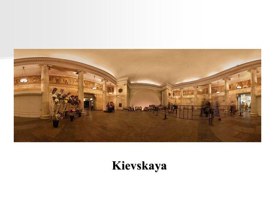 Kievskaya Klik verder om meer te zien van dit fenomeen.