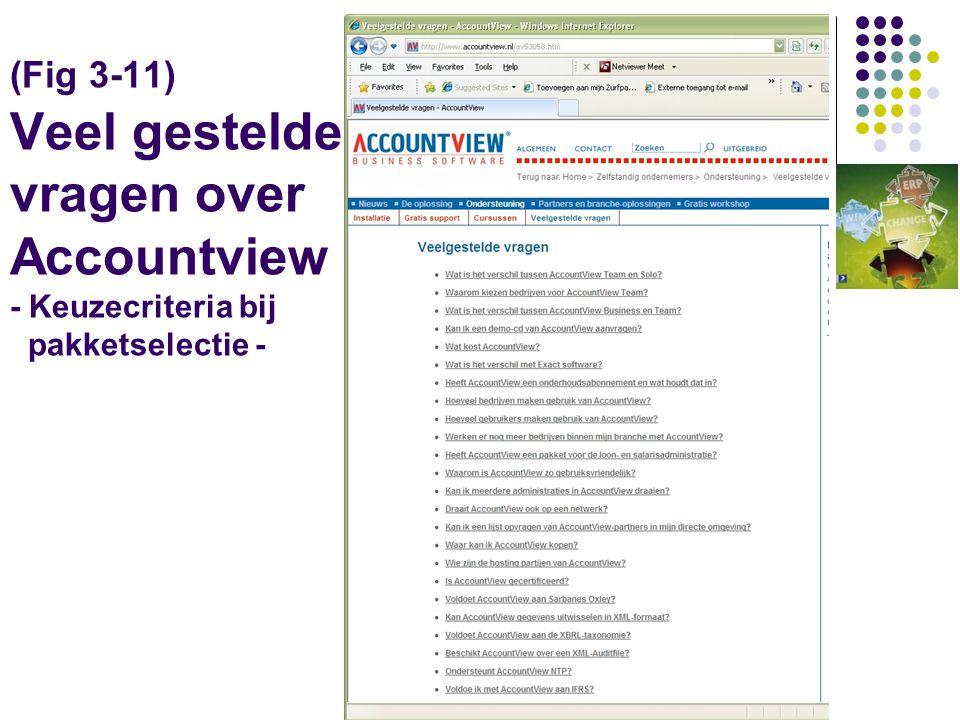 (3.2.5) Keuzecriteria pakketselectie  Kwaliteit  Functioneel  Technisch  Leverancier