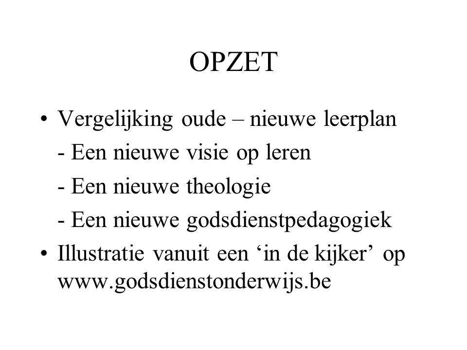 BIBLIOGRAFIE •J.Maex, Een hermeneutisch-communicatief concept vakdidactiek godsdienst, in D.