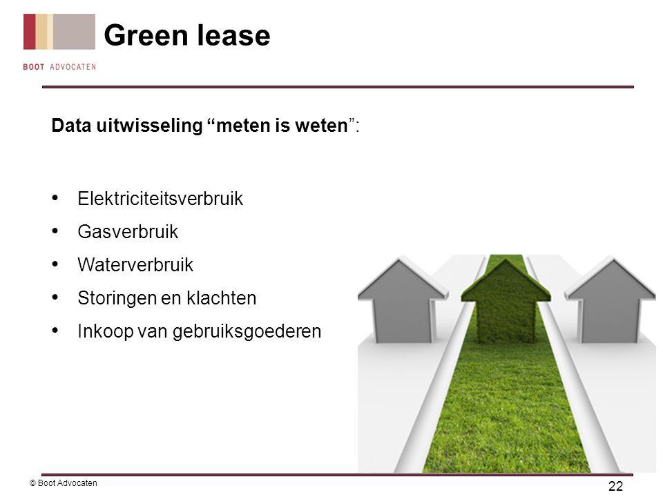 """Data uitwisseling """"meten is weten"""": • Elektriciteitsverbruik • Gasverbruik • Waterverbruik • Storingen en klachten • Inkoop van gebruiksgoederen Green"""