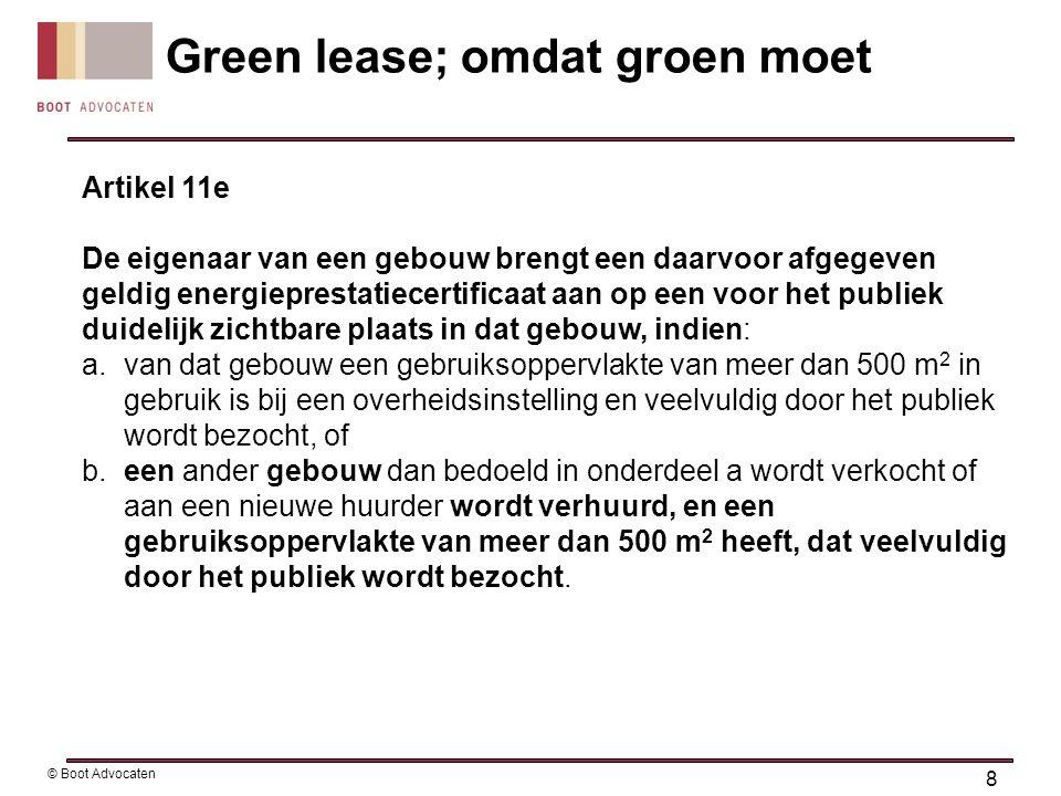 Artikel 11e De eigenaar van een gebouw brengt een daarvoor afgegeven geldig energieprestatiecertificaat aan op een voor het publiek duidelijk zichtbar