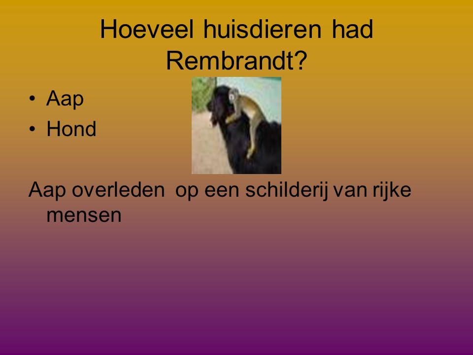 Waar is Rembrandt geboren? Weddesteeg 3 Leiden