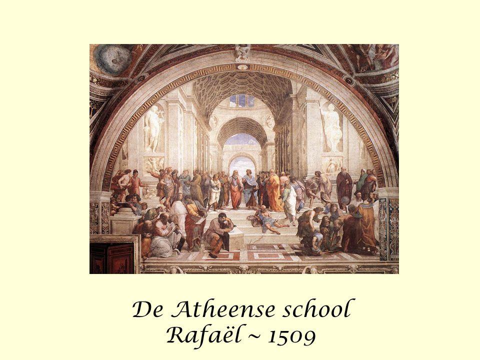 De Atheense school Rafaël ~ 1509