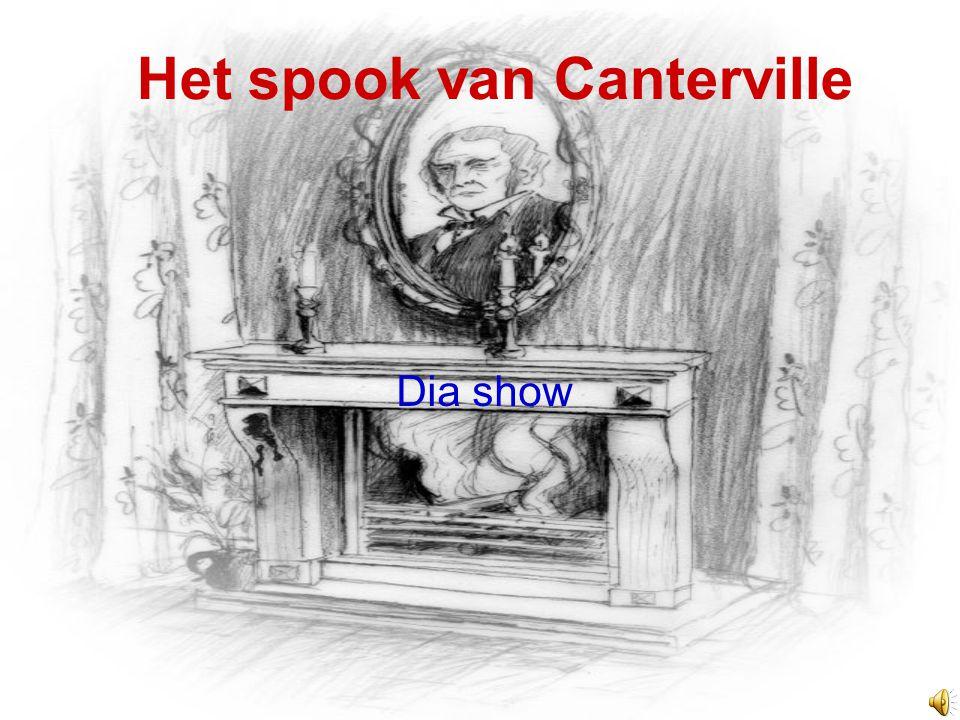 Het spook van Canterville Dia show