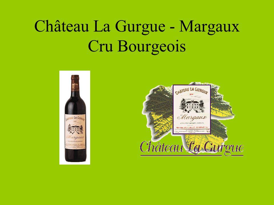 Château La Gurgue - Margaux Cru Bourgeois