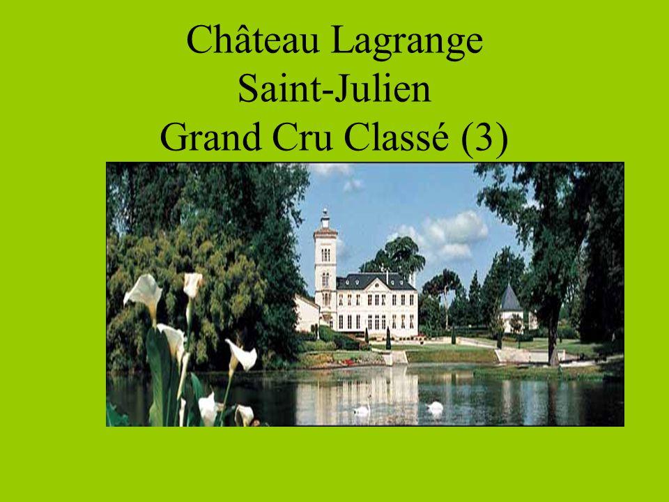 Château Lagrange Saint-Julien Grand Cru Classé (3)