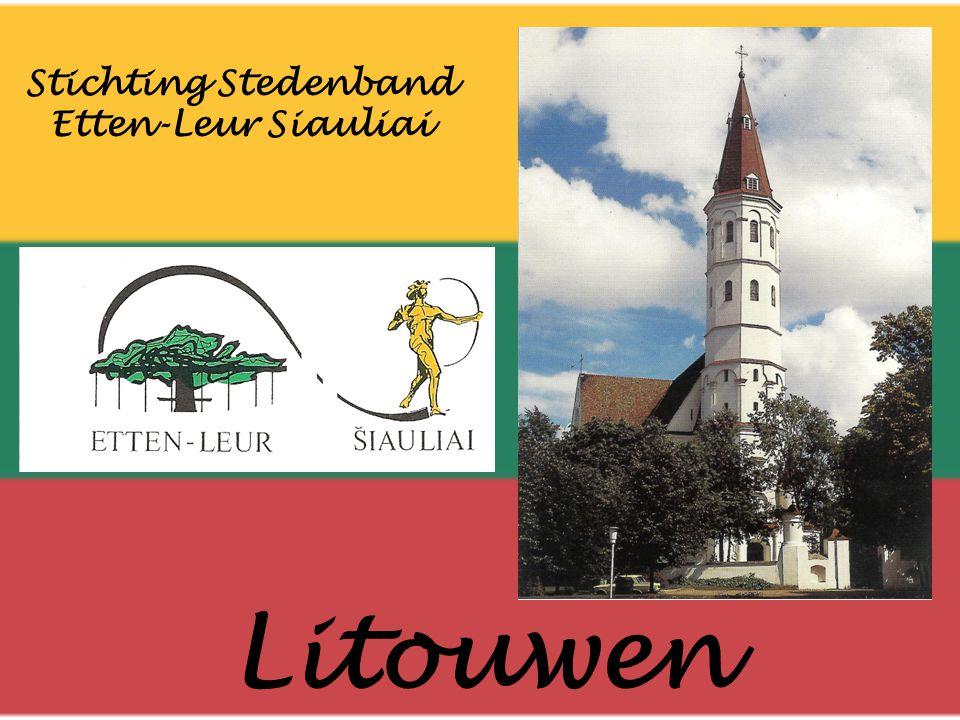 Stichting Stedenband Etten-Leur Siauliai Litouwen