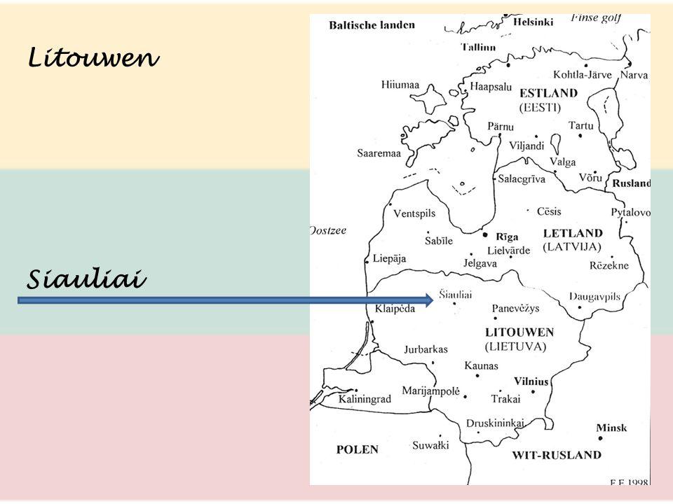 Litouwen Siauliai