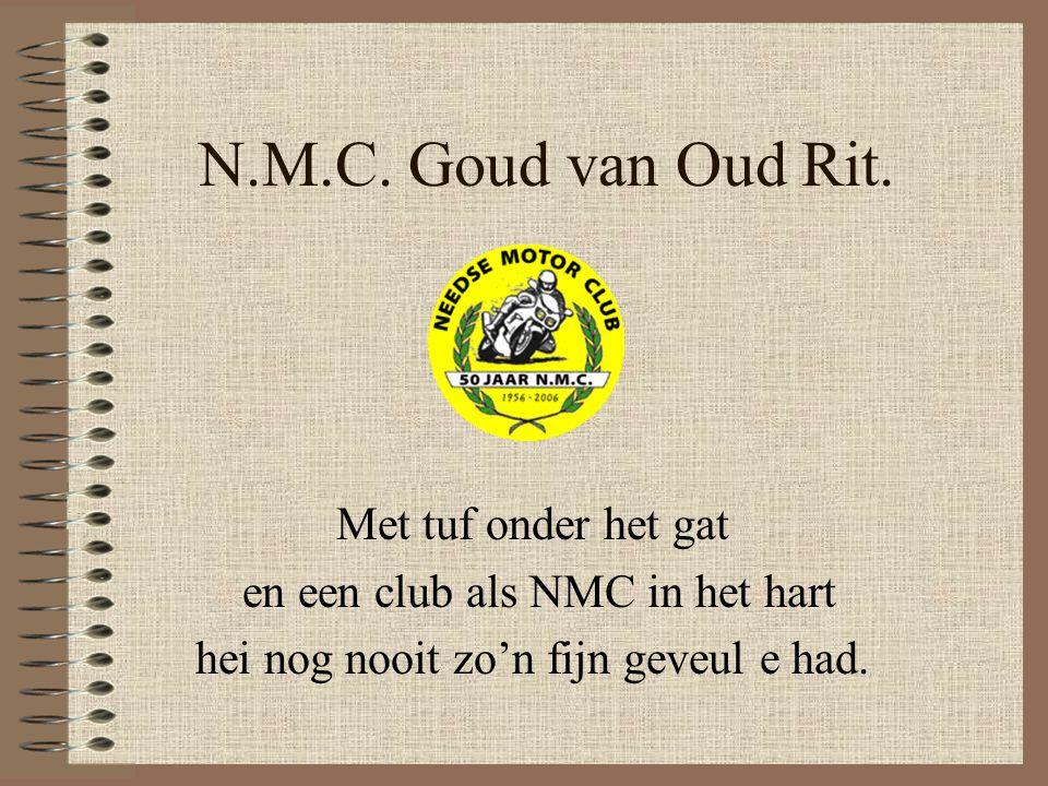 N.M.C. Goud van Oud Rit.