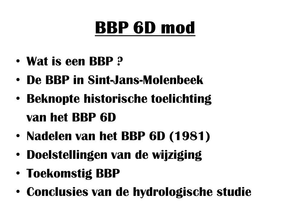BBP 6D mod • Wat is een BBP .