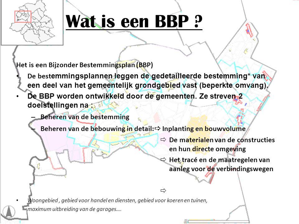 De BBP in Sint-Jans-Molenbeek • Globale herziening van de BBP eind 2006.