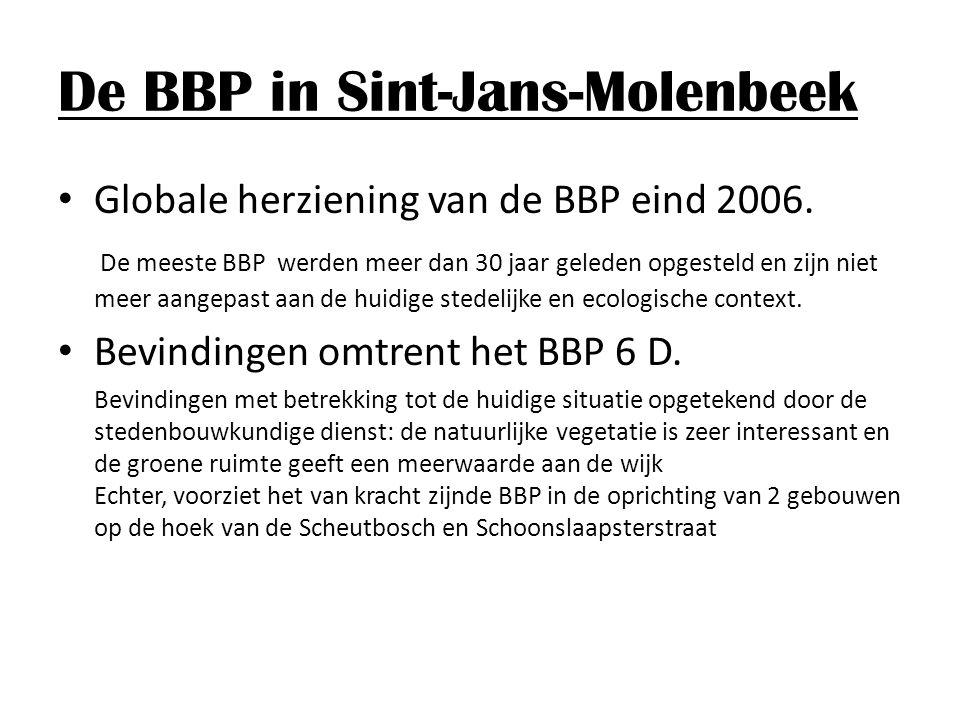 BBP 6D : goedgekeurd door KB van 16/9/1969 17 14 17 14 Aantal verdiepingen boven de begane grond Beknopte historiek