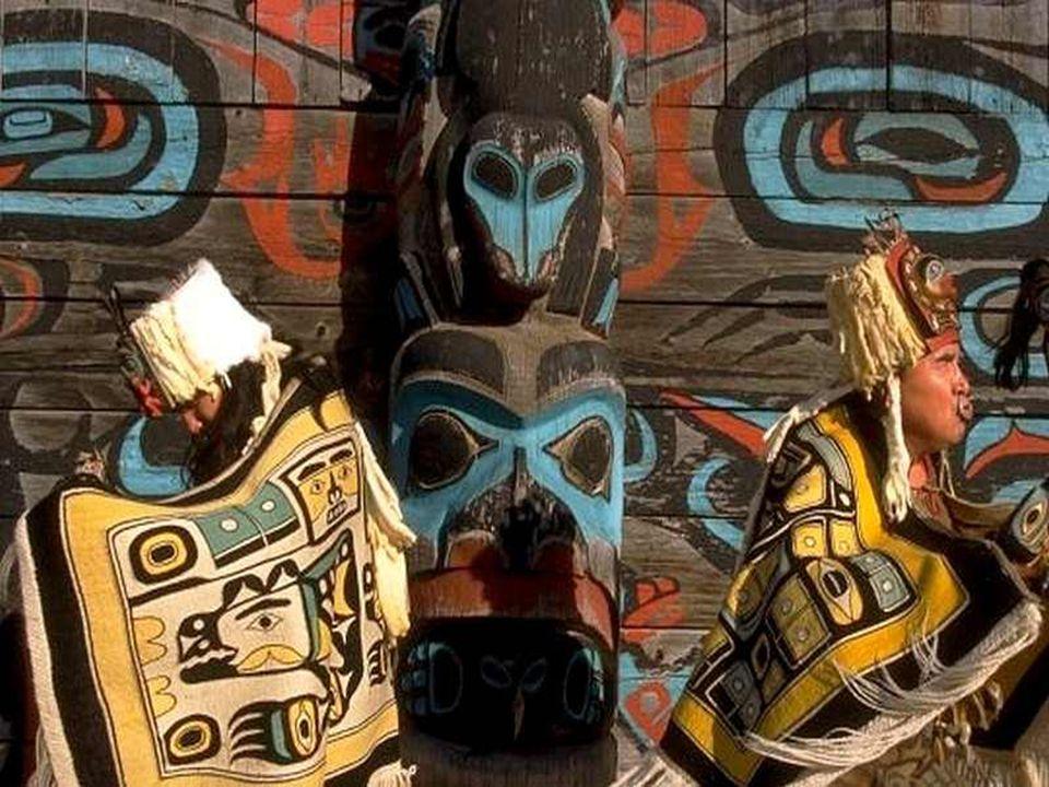 De Aleoeten, de Amerindianen en de Inuits zijn drie oorspronkelijke volkeren in Alaska.