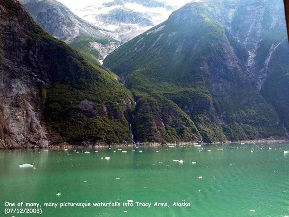 Van de 3.000 waterlopen die Alaska doorkruisen is de Yukon de bekendste.