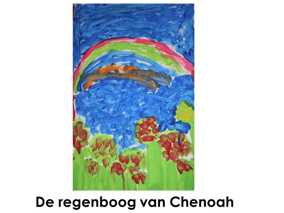 De regenboog van Chenoah