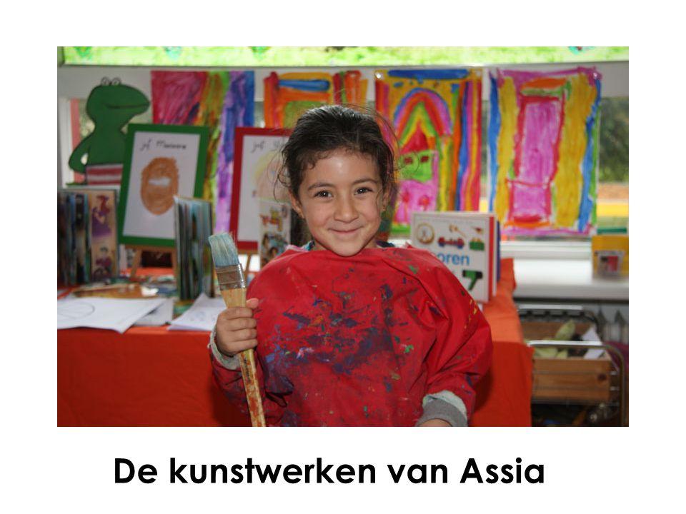 De kunstwerken van Assia
