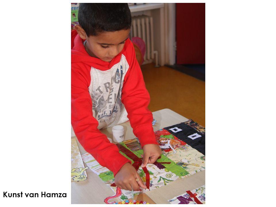 Kunst van Hamza