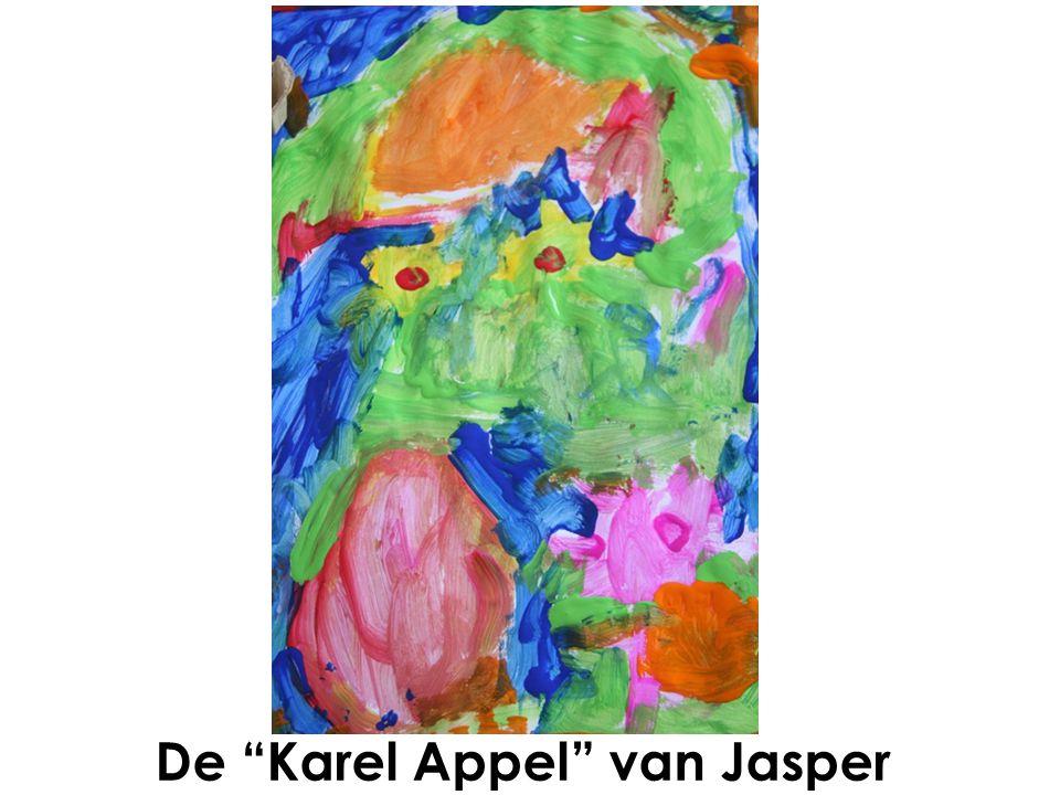 De Karel Appel van Jasper