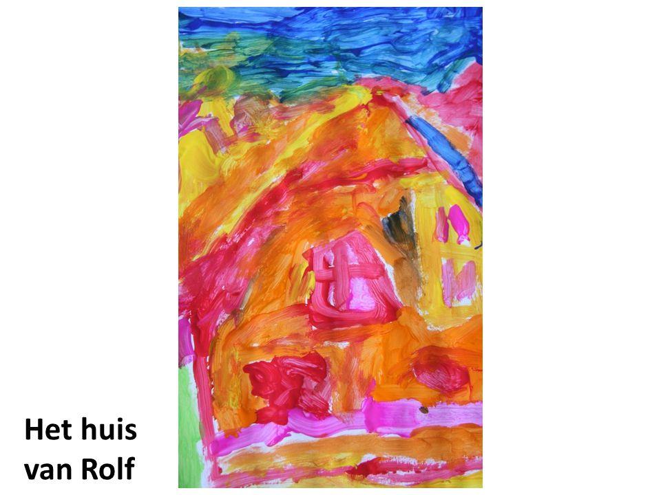 Het huis van Rolf