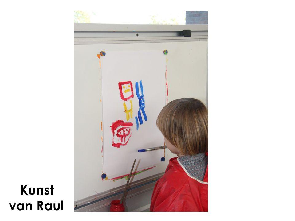 Kunst van Raul