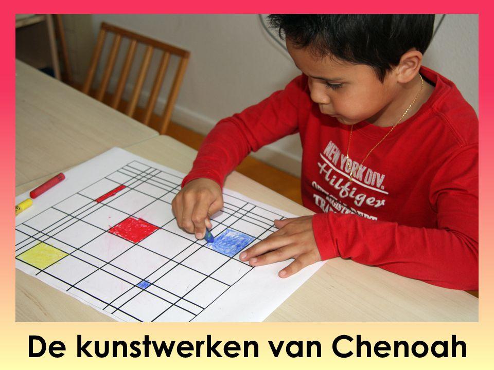 De kunstwerken van Chenoah