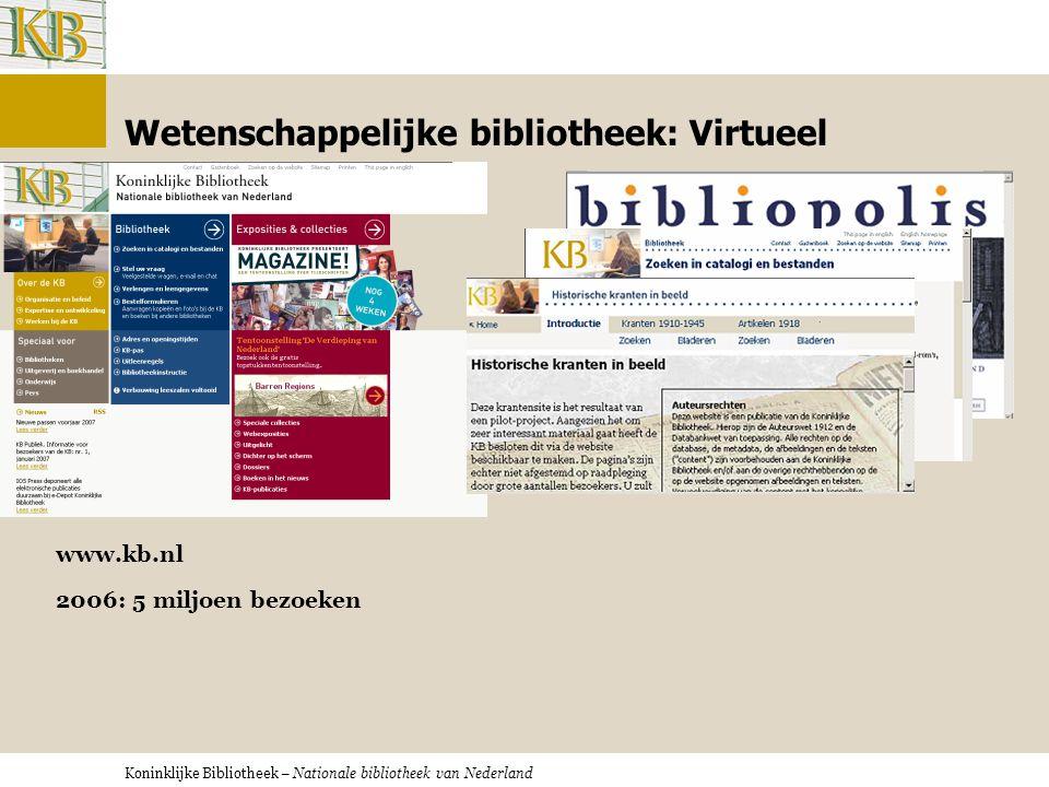********* Koninklijke Bibliotheek, Nationale Bibliotheek van Nederland