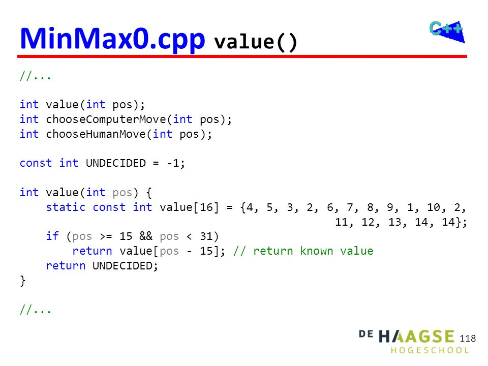 MinMax0.cpp value() //...