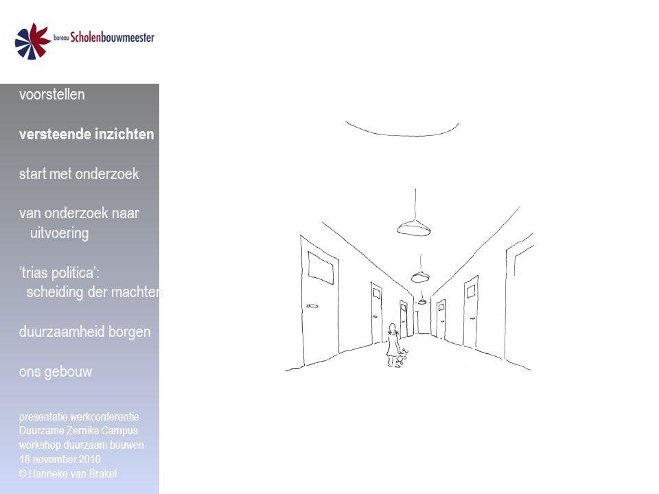 • plaatje eenzame meisje voorstellen versteende inzichten start met onderzoek van onderzoek naar uitvoering 'trias politica': scheiding der machten du