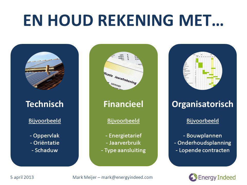 ENERGIETARIEVEN 5 april 2013 Mark Meijer – mark@energyindeed.com 0-10.000 kWh/jaar 10.000-50.000 kWh/jaar 50.000-10 mln kWh/jaar >10 mln niet-zakelijk >10 mln zakelijk Tarief (euro/kWh)