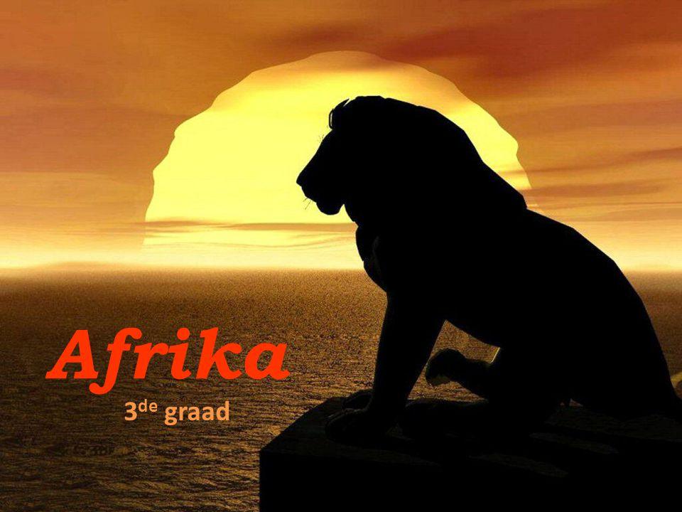 Afrika 3 de graad
