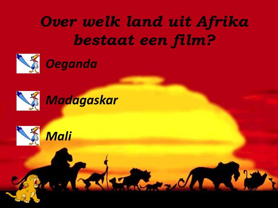 Oeganda Madagaskar Mali Over welk land uit Afrika bestaat een film?