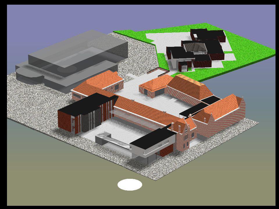 Fasering werken. Fase 2: ingebruikname lagere school ontruimen kleuterschool Zomer 2010