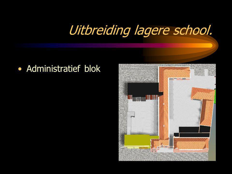 •Administratief blok