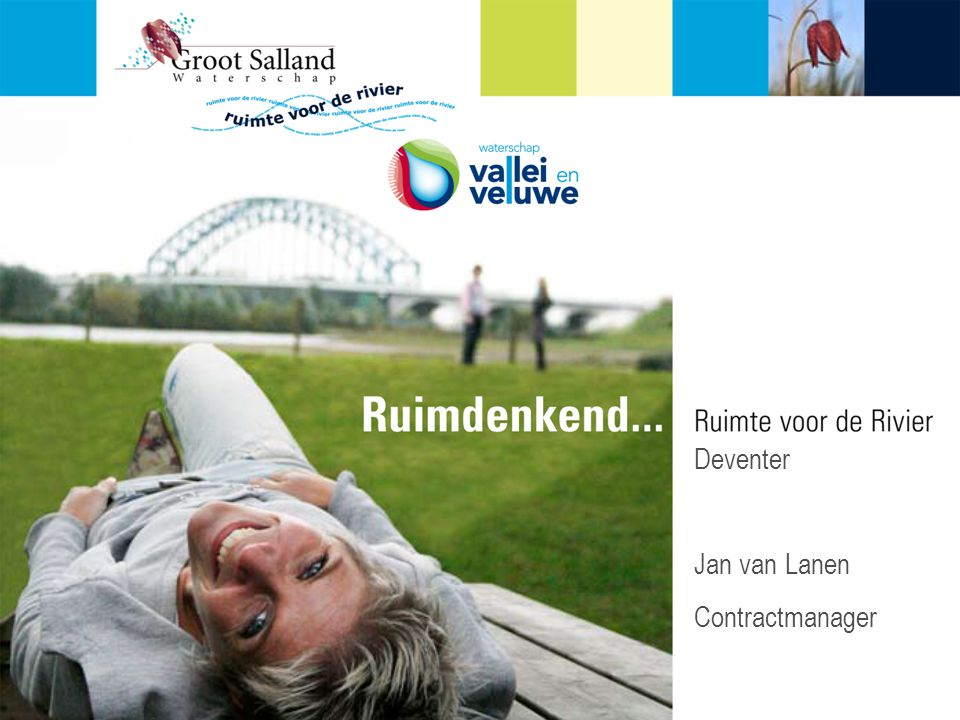 P en beamer Deventer Jan van Lanen Contractmanager