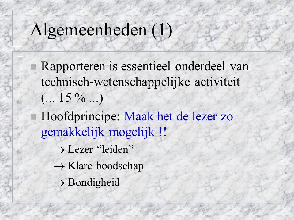 Richtlijnen qua vorm (2) n Alinea – 'Topic sentence': zin waarrond andere zinnen opgebouwd zijn – Methode om paragraaf te ontwikkelen .