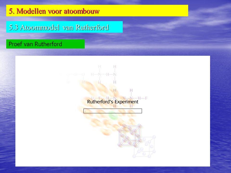 Q-schil P-schil O-schil N-schil M-schil L-schil K-schil Kern met protonen en neutronen 7 schillen n=1 tot 7 K tot Q 5.