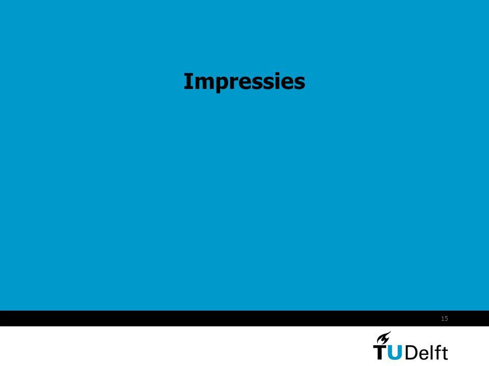 15 Impressies