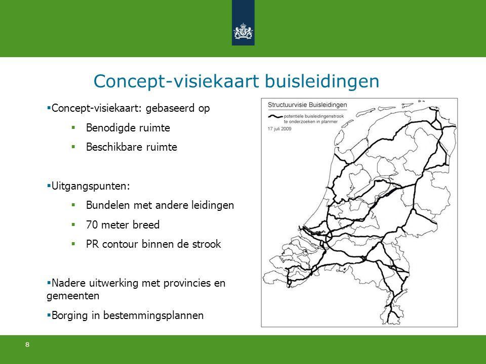 9 Alternatieve tracés in Zuid-Holland 9