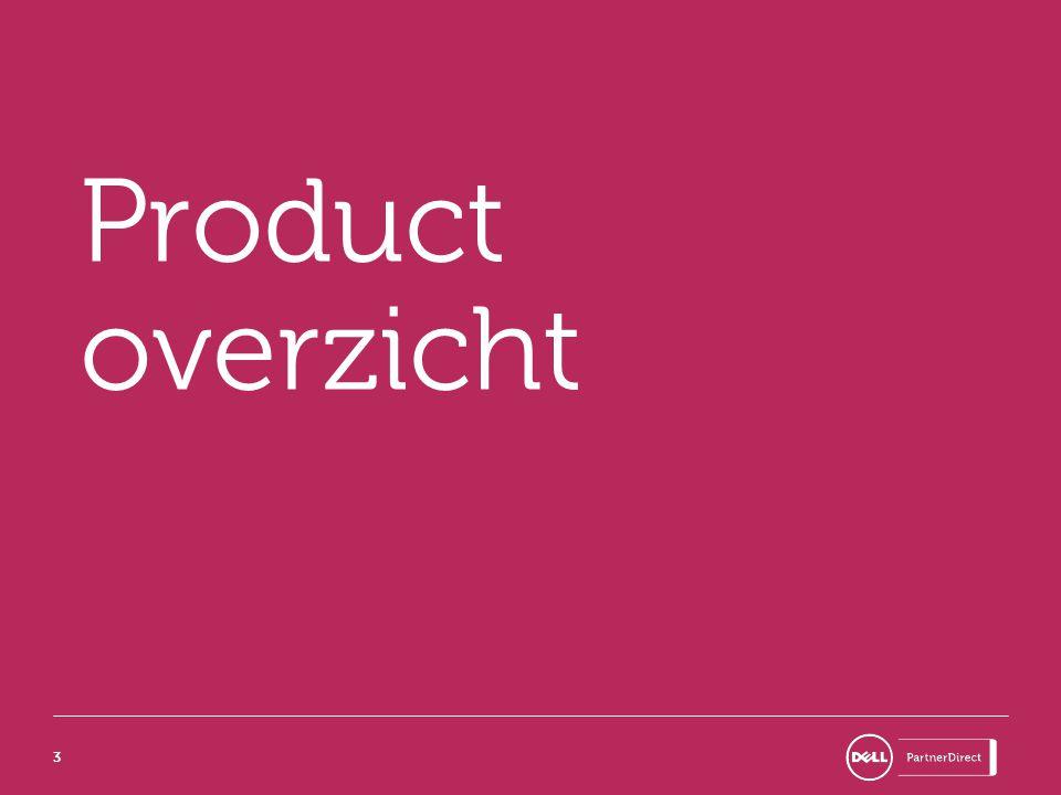 33 Product overzicht