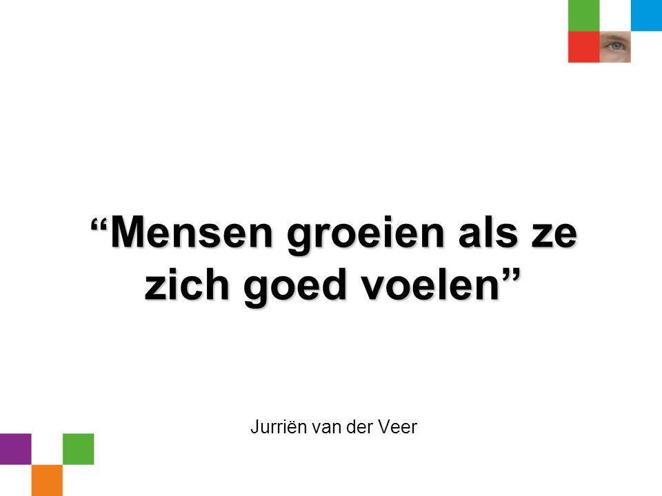 Mensen groeien als ze zich goed voelen Kompas, hand-out en Eyes www.hooghuislyceum.nl www.hooghuislyceum.nl